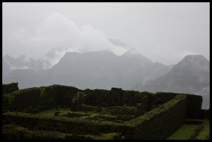 Fuming Mountains