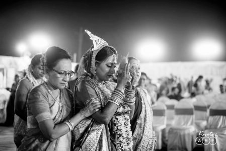 Malvika & Sreejish : Bengali Malayali Wedding