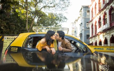 Punita & Omkar : Offbeat Pre-Wedding Shoot in Mumbai