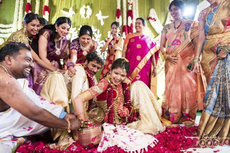 Saket & Sri Lakshmi : Wedding in Vijaywada