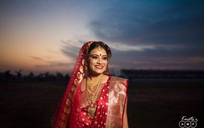 Anupam & Soumi : Bengali Wedding