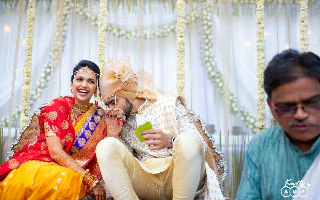 Ankur and Akshata : Maharashtrian Wedding in Mumbai
